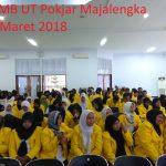 OSMB S1 PGSD dan PGPAUD Universitas Terbuka Pokjar Majalengka Masa Registrasi 2018.1