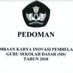 Download Pedoman INOBEL SD Tahun 2018