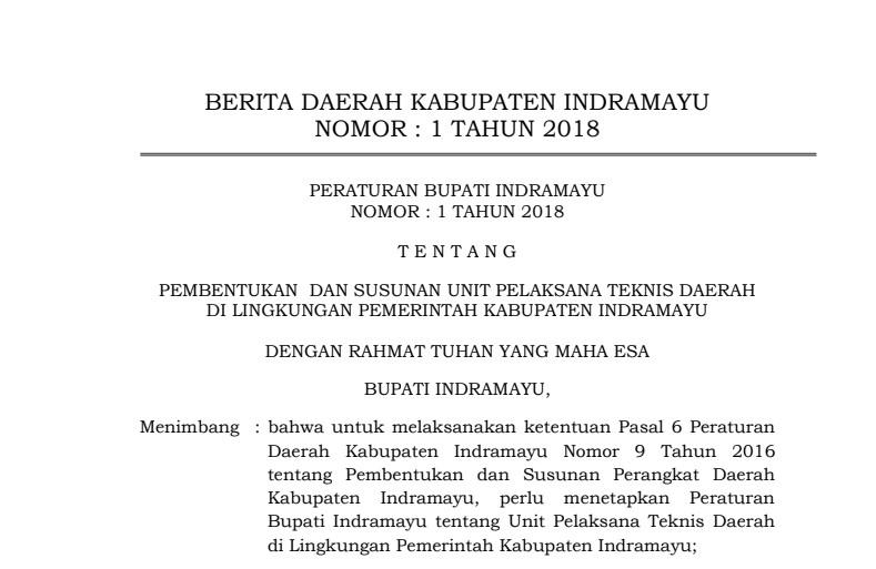UPTD Pendidikan di Level Kecamatan dibubarkan, SD dan SMP kini menjadi UPTD